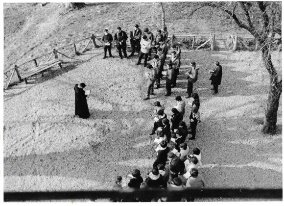 1965, comunità, Campigna