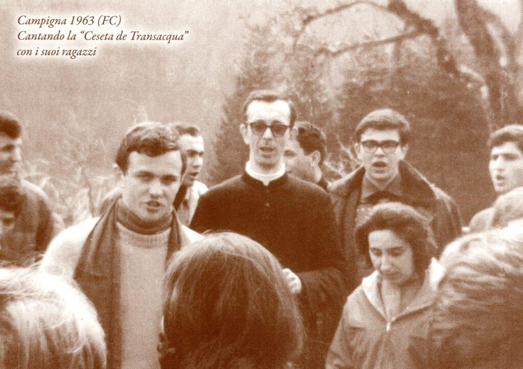 1963, comunità, Campigna