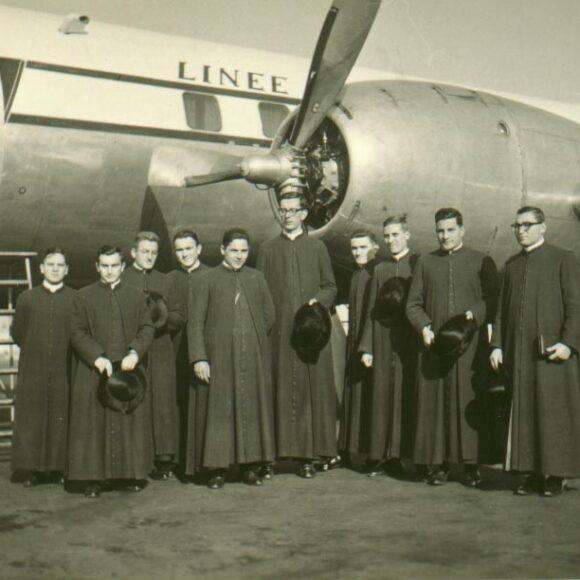 1959 - La prima Missione