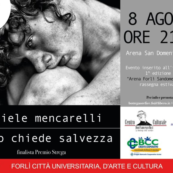 """""""Tutto chiede salvezza"""" - Presentazione del libro di Daniele Mencarelli, Tutto chiede salvezza"""