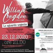 WILLIAM CONGDON - Lo sguardo urgente