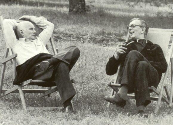1980, Testori, Forlì