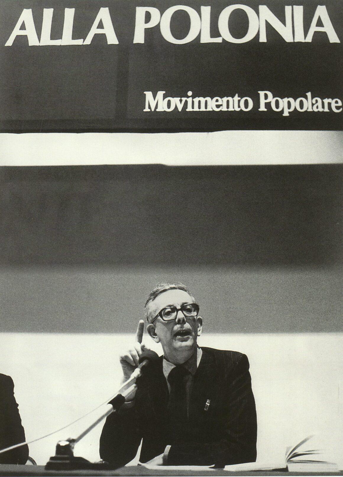 1982, Meeting, Forlì