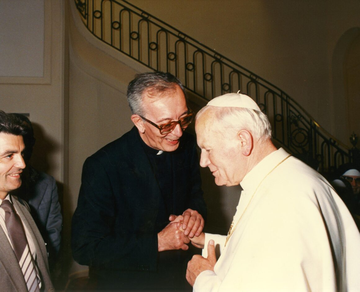 1987, Giovanni Paolo II, Buenos Aires