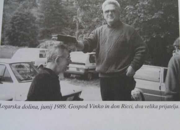 1989, comunità Slovenia