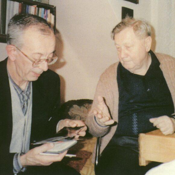1989, Padre Josef Zverina, Praga