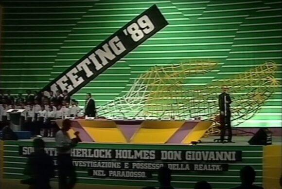 """Meeting 1989, """"Omaggio alla Chiesa dell""""Est"""". Intervento di Don Francesco Ricci"""