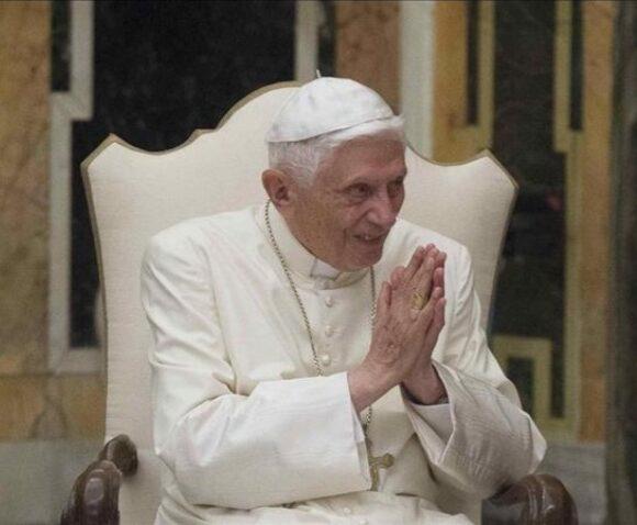 Papa emerito Benedetto XVI