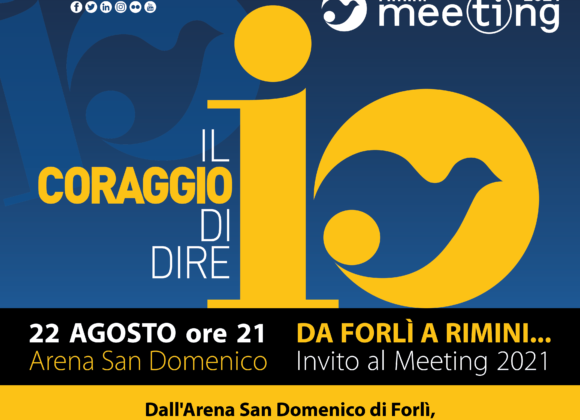 Collegamento Meeting Rimini Arena San Domenico